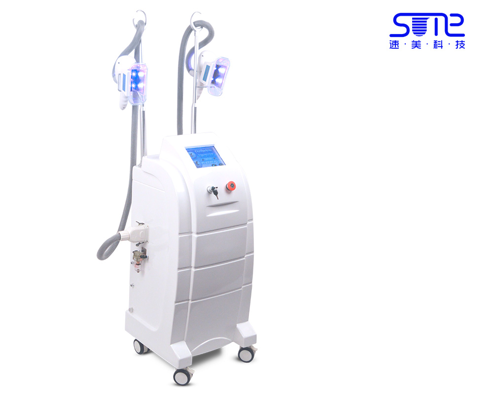 Cryo 40K cavitation rf body slimming machine