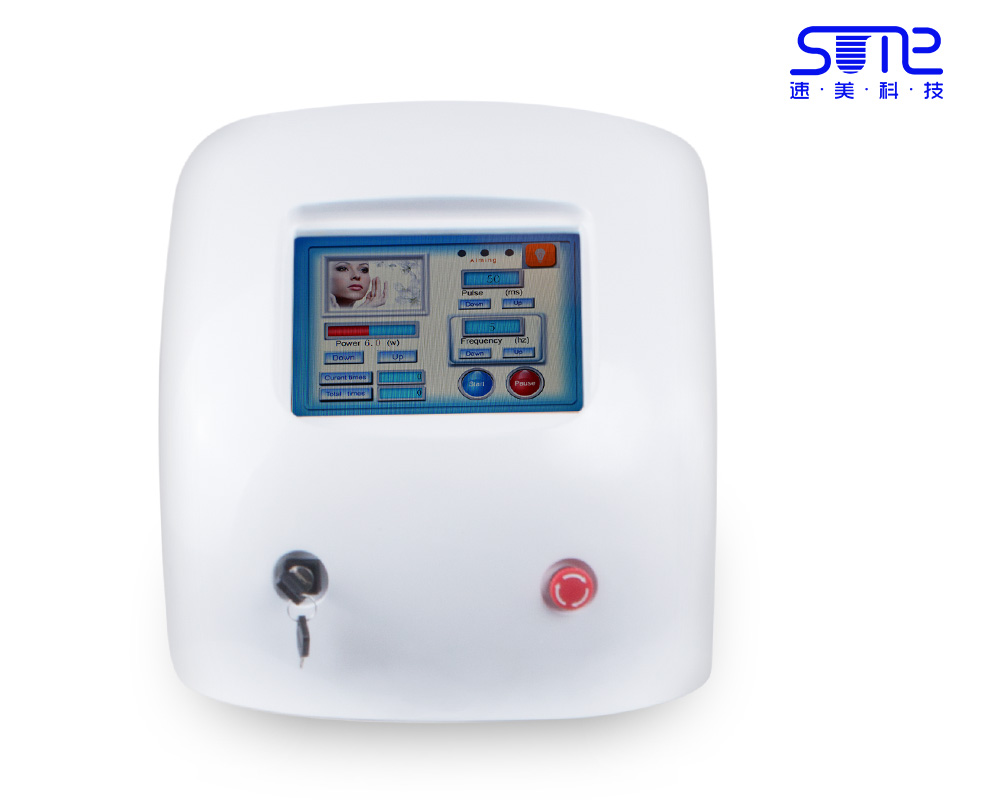 980nm laser vasular removal machine