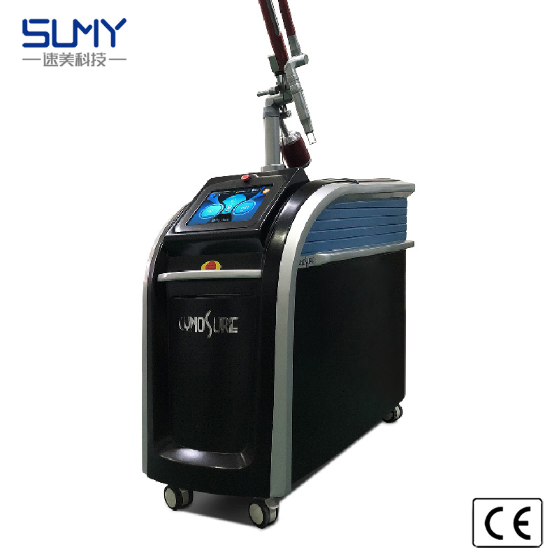 Nd yag laser arm pigment tattoo removal Cynosure Picosure machine Price 755nm Picosecond laser